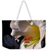Profile Lilium Regale Weekender Tote Bag