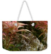 Profusion Of Floral Beauty Weekender Tote Bag