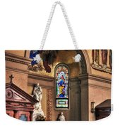 Projections Of Faith Weekender Tote Bag