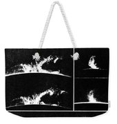 Prominences On The Sun 1937 Weekender Tote Bag