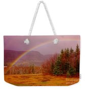 Promise And Hope Cape Breton Weekender Tote Bag