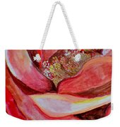 Promise Of Love Weekender Tote Bag by Sonali Gangane
