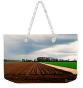 Promissing Field Weekender Tote Bag