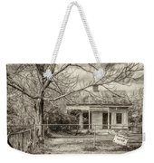 Promoting The Obvious - Paint Bw Weekender Tote Bag