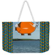 Proof That Pigs Can Fly Weekender Tote Bag