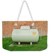 Propane Tank Weekender Tote Bag