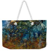 Prophecy Weekender Tote Bag by Christopher Gaston