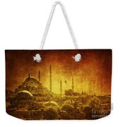 Prophetic Past Weekender Tote Bag
