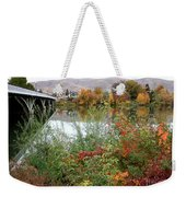 Prosser - Autumn Bridge Weekender Tote Bag