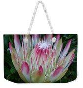 Protea Flower Weekender Tote Bag