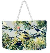 Protea Repens Maui Hawaii Sugarbush Weekender Tote Bag