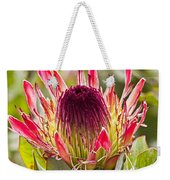Protea Sugarbush Weekender Tote Bag