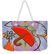 Protected By The Light Of Love Weekender Tote Bag