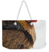 Protected Poultry In Key West Key West Weekender Tote Bag