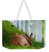 Protecting Our Heros Weekender Tote Bag