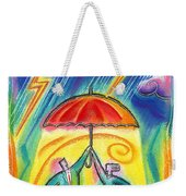 Protection Weekender Tote Bag