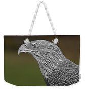 Proud Bald Eagle  Weekender Tote Bag