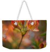 Proud Orange Blossoms Weekender Tote Bag