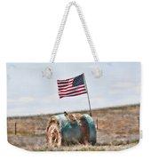 Proud To Be An American Weekender Tote Bag