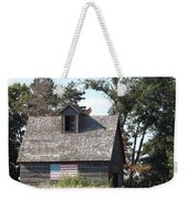 Proudly She Stands Weekender Tote Bag by Caryl J Bohn