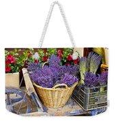 Provence Lavender Weekender Tote Bag