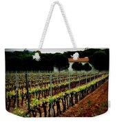 Provence Vineyard Weekender Tote Bag by Lainie Wrightson
