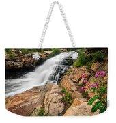 Provo River Falls 3 Weekender Tote Bag