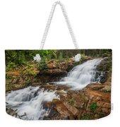 Provo River Falls Weekender Tote Bag