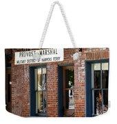 Provost Marshal Weekender Tote Bag