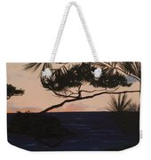 Psalms 136 Verse 7 And 8 Right Panel Weekender Tote Bag