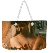 Psyche In The Temple Of Love Weekender Tote Bag