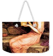 Psyche Opening The Golden Box 1903 Weekender Tote Bag