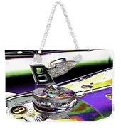 Psychedelic Bentley Mascot 2 Weekender Tote Bag