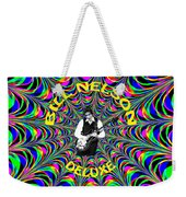 Psychedelic Bill Nelson Deluxe Weekender Tote Bag