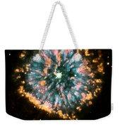 Psychedelic Dandelion  Weekender Tote Bag
