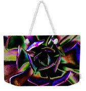 Psychedelic Rubber Plant Weekender Tote Bag