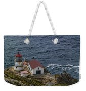 Pt Reyes Lighthouse Weekender Tote Bag