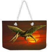 Pterodactyl Weekender Tote Bag