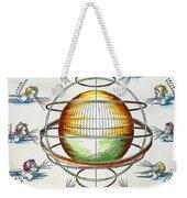Ptolemaic Universe, 1525 Weekender Tote Bag