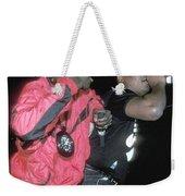 Public Enemy Weekender Tote Bag