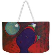 Pucker Up Blow Weekender Tote Bag
