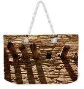 Pueblo Bonito Wall Weekender Tote Bag