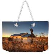 Pueblo Church Weekender Tote Bag