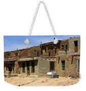 Pueblo Yard Sale Weekender Tote Bag
