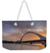 Puente De Lusitania II Weekender Tote Bag