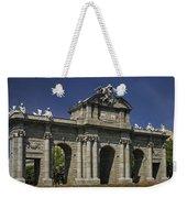 Puerta De Alcala Madrid Spain Weekender Tote Bag