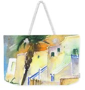 Puerto Carmen Sunset In Lanzarote 03 Weekender Tote Bag