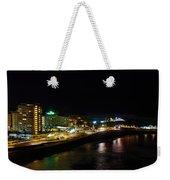 Puerto De La Cruz By Night Weekender Tote Bag