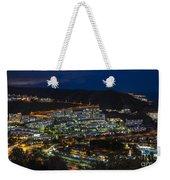 Puerto Rico By Night  Weekender Tote Bag
