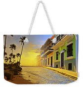 Puerto Rico Collage 2 Weekender Tote Bag